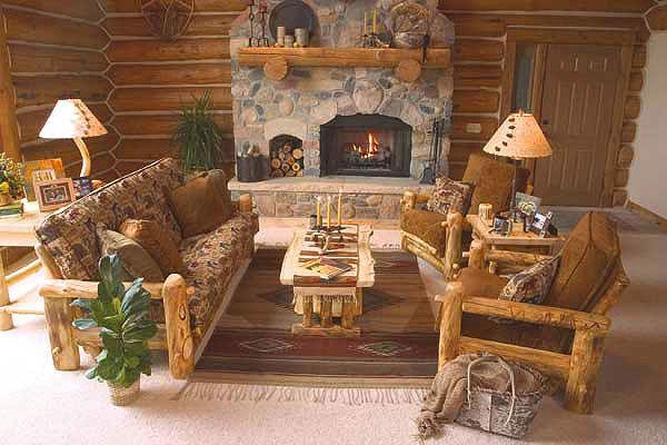 Muebles rústicos y sus ventajas  Artesanía Iris